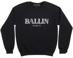 BALLIN Paris font