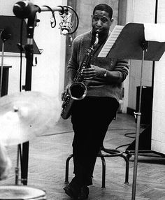 Sonny Rollins Jazz Artists, Jazz Musicians, A Love Supreme, Sonny Rollins, European American, Extraordinary People, Miles Davis, Blues Music, African History