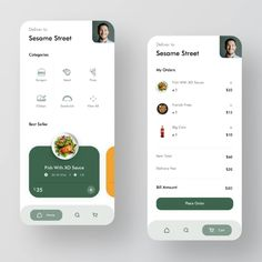 Follow @ultimateuiux for more UI design inspiration.  Designed by Bima D. Kurnianto.  Instagra Ui Design Mobile, App Ui Design, Interface Design, Flat Design, Wireframe Design, Android Design, Design Design, Design Thinking, App Design Inspiration