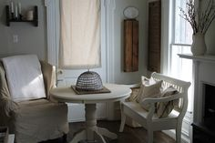 FARMHOUSE 5540: Living Room Changes