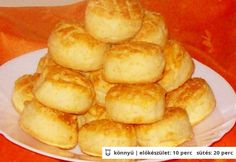 Érdekel a receptje? Kattints a képre! Hungarian Recipes, Winter Food, Pretzel Bites, Food Inspiration, Macaroni And Cheese, Tart, French Toast, Muffin, Food And Drink