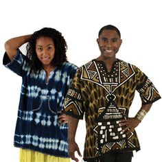 Mud Cloth Dashiki $29.95 Rich, warm earth tones of genuine African mudcloth glorify the intensity of African style. Here's your opportunity to own popular, one of a kind clothing with pride. C-M040 Order Here: africaimports.com