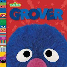 Grover (Sesame Street Friends) - By Andrea Posner-Sanchez (Board Book) : Target