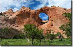 Window Rock, AZ  I want to go here!