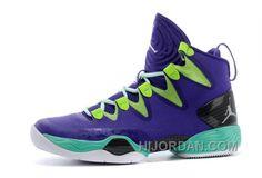 new arrival 907d2 013b4 Air JD XX8 SE Mardi Gras Russell Westbrook PE Court Purple Black-Flash  Lime-New Green Authentic RE23jRR, Price   81.50 - Air Jordan Shoes, Michael  Jordan ...