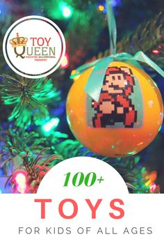 Find 100+ of the best toys for the holidays, for kids of all ages and interests.
