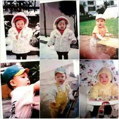 Kim woi bin _ childhood