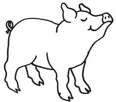 My Pig ClipArt - Page 4