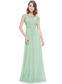 Women's Chic Lace Paneled High Waist Scoop Back Maxi Dress - OASAP.com