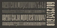 A Type Noir Collection « MyFonts