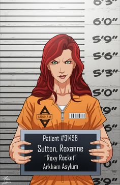Roxanne Sutton locked up by phil-cho