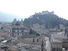 Festung Hohensalzburg in Salzburg, Salzburg