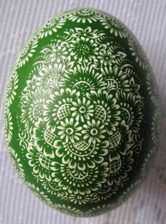 Magdalena's beautiful Easter egg!