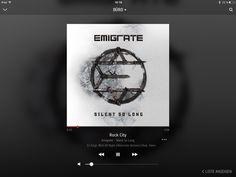 """Auf @Sonos läuft gerade """"Rock City"""" von Emigrate #NowPlaying"""