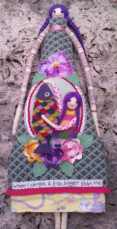 Куклы Annie Montgomerie - 9 Января 2014 - Кукла Тильда. Всё о Тильде, выкройки, мастер-классы.