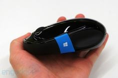 Microsofts Mouse with new Windows button
