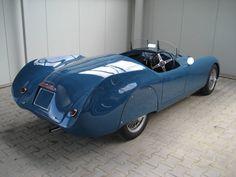 1947 Cisitalia 202 SMM Spider Nuvolari