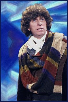 "Fourth Doctor | ""I'm not a human being. I walk in eternity."""