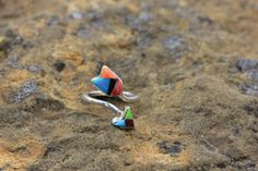 Follow Your Arrow #sterlingsilver #turquoise #coral #gemstones