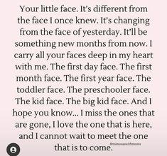 Baby Quotes, Mom Quotes, Quotes To Live By, Life Quotes, Gentle Parenting, Parenting Quotes, Kids And Parenting, Quotes About Motherhood, Let Them Be Little