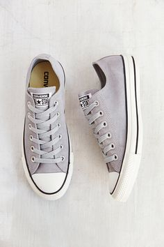 Converse All Star Suede Low-Top Women's Sneaker - Urban Outfitters