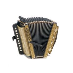 Hohner Vienna Model 114D Diatonic Button Accordion