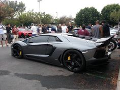 My One Off custom Aventador ......one day