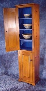 Jelly Cupboard from Mosey's Woodworks