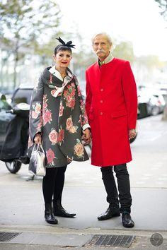 Caroline de Countet & Mister de Cointet