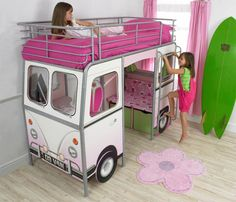 This bed is amazing!! What little girl wouldn't love this!!