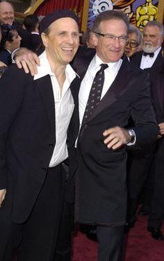 Names: Robin Williams, Bobcat Goldthwait