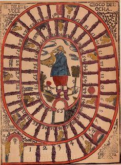Il Gioco dell'Oca. La più grande collezione di giochi dell'oca