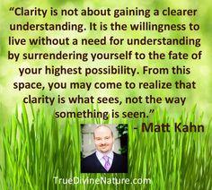 Matt Kahn Quotes Mesmerizing Favorite Quotes From Spiritual Teacher And Intuitive Healer Matt . Inspiration Design