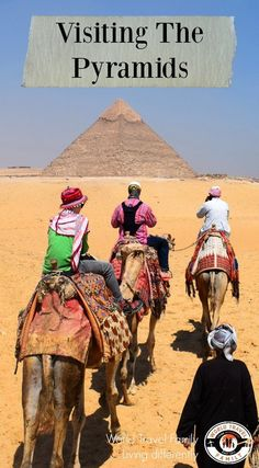 Visiting the Pyramids 2017. The Best View in Cairo, Where to Stay, What to do, with kids. via @worldtravelfam/