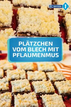 Plätzchen mit Streuseln They are juicy and go fast: Cookies for Christmas with sprinkles from the plate, filled with plum jam. Plum Jam, Berry Cake, Sprinkle Cookies, Mellow Yellow, Raw Food Recipes, Food Videos, Food Inspiration, Sprinkles, Food And Drink