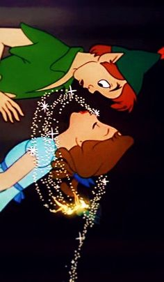 #Pelicula | Peter Pan <3 www.beewatcher.es