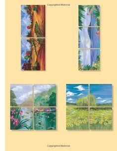 Panoramic tropical (3 piece)