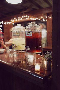 Service à boissons
