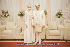 Baju Pengantin Muslimah Modern Terbaru 12