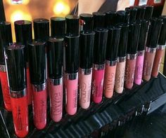 Spotted: NEW NYC New York Color Expert Last Satin Matte Lipsticks and Lip Lacquers
