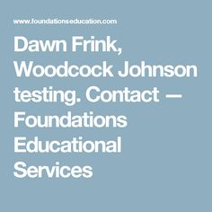 Exclusive great homeschool convention coupon code for fhd readers dawn frink woodcock johnson testing contact foundations educational services fandeluxe Gallery
