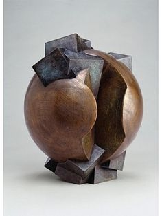 Tenacity, Bruce Beasley sculpture