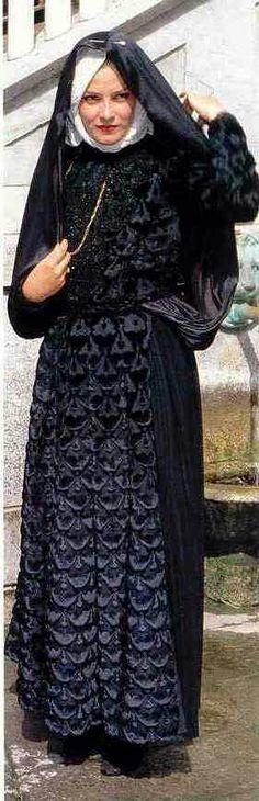 Costume di Ozieri Sardegna