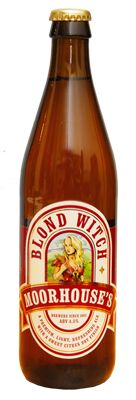 Moorhouse Brewery's Blond Witch