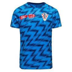 7494b948d43 2018 World Cup Jersey Croatia Replica Blue Training Shirt 2018 World Cup  Jersey Croatia Replica Blue Training Shirt | Wholesale Personalized  [CFC362] ...