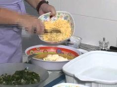 Culinária judaica - Receita de Shavuot Mais Israeli Recipes, Israeli Food, Comida Judaica, Knit Crochet, Breakfast, Youtube, Jewish Recipes, Side Dishes, Dishes