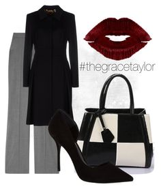 """""""Business Mondays"""" by graciep0o on Polyvore featuring Relaxfeel, STELLA McCARTNEY, ESCADA and KG Kurt Geiger"""