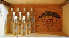 DIY closet, logo and elder syrup!