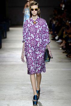 Dries Van Noten S/S 2016 Paris #fashionweekfrenzy