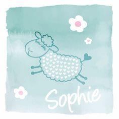Geboortekaartje Sophie Schaap - Geboortekaartjes - Kaartje2go